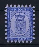 Finland  1880 Mi Nr 3 B Not Used (*) - Gebruikt