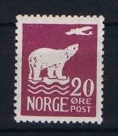 Norway, Mi  114 MNH/** 1925 - Norway