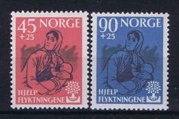 Norway, Mi  442-443 MNH/** 1960 - Ongebruikt
