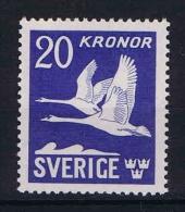 Sweden: 1942 Mi 290 B Vierzeitig, MNH/** Facit 337 C - Zweden