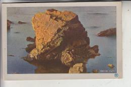 PHOTOGRAPHIE - MIETHE, Nordische Gestade, Felsblock Im Abendsonnenschein - Fotografie
