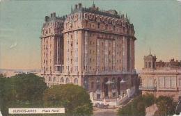 Argentina Buenos Aires Plaza Hotel