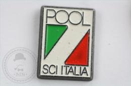 Pool Sci Italia - Pin Badge #PLS - Invierno