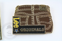 Lee Original Jeans Advertising - Pin Badge #PLS - Marcas Registradas