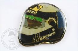 Bieffe Helmets - Advertising Pin Badge #PLS - Motos