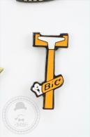 BIC Razor Trademark Advertising - Pin Badge #PLS - Marcas Registradas