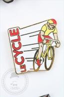 Le Cycle/ Cycling - Pin Badge #PLS - Ciclismo