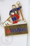 Les Arcs, Skiing France - Pin Badge #PLS - Badges