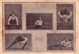 Cirque : Henry Orvelli (vierge) - Cirque