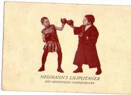 Cirque : Liliput - Boxer (1926) - Cirque