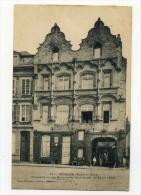 CP , 62 , BETHUNE , L'Hôtel Du Nord - Bethune