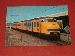 NEDERLAND - PAYS-BAS -  Trein  - Train  - NS 519 - Pays-Bas