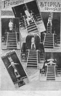 Cirque : Franzini Stipka - équilibriste (vierge) - Cirque
