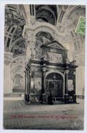 Stift EINSIEDEN Kieche Mit Der Muttergrottes Kapelle Karte Besteuert Frankreich - SZ Schwyz
