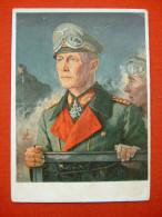 Willrich-Propaganda-Feldp Ostkarte Von Deutsches Reich - Guerre 1939-45