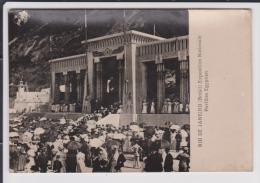 Carte Postale - Rio De Janeiro - Exposition Nationale Pavillon Egyptien - Rio De Janeiro