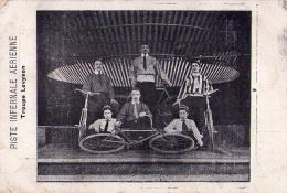 Cirque : Piste Infernale Aérienne (1904) - Cirque
