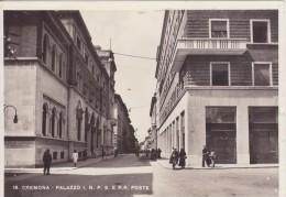 Cremona Palazzo I.N.P.S E Poste - Cremona