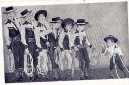 Cirque : Troupe - Rodéo Du Far-West (vierge) - Cirque