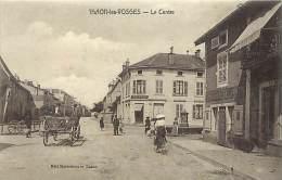 Ref 96-vosges - Thaon Les Vosges - Le Centre  / Carte Décollée- Voir Description - - Thaon Les Vosges
