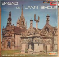 BAGAD De LANN BIHOUE / KEVRENN LISE SANT-BRIEG (33 Tours BIEM) - Instrumental