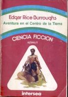 """""""AVENTURA EN EL CENTRO DE LA TIERRA"""" DE EDGAR RICE BURROUGHS- EDIT.INTERSEA-AÑO 1976-PAG.155- GECKO. - Action, Adventure"""