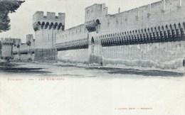 84 AVIGNON  Les Rempats Phototypie LACOUR Marseille Comme Neuve Etat LUXE - Avignon