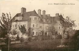 Dept Div - Yvelines - N 367 - Chapet - Le Chateau - Chateaux  -  Carte Bon Etat - - Other Municipalities