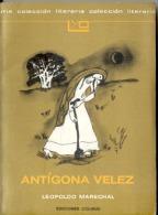"""""""ANTÍGONA VELEZ"""" DE LEOPOLDO MARECHAL- EDIT. COLIHUE-AÑO 1981-PAG.91- GECKO. - Theatre"""