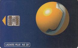 MEXICO  - Esfera(N$20), Chip SC7, 10/94, Used - Mexico