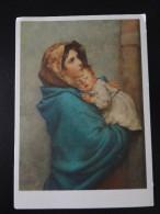 679 - Cartolina Venezia Ferruzzi Madonnina Esposizione Moderna Postcard Carte Postale - Pittura & Quadri