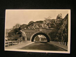 N/s-53 /  Namur - Dinant, Le Tunnel  /  Circulé 1956  .- - Vaux-sur-Sûre