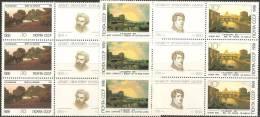 Russia 1991 MNH**  -  Yv. 5825/28  Bloc 3x - 1923-1991 URSS