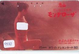 Télécarte Japon EROTIQUE (4581) EROTIC *  Japan PHONECARD EROTIK * BIKINI GIRL * FEMME  SEXY LADY - Moda
