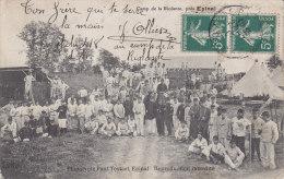 LONGCHAMP,  Camp De La Riolante - France