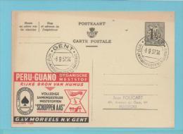 N° 1489 - Enteros Postales