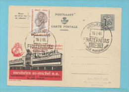 N° 1538 - Werbepostkarten