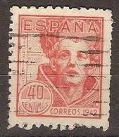 España U 0955 (o) San Juan De La Cruz. 1942 - 1931-Today: 2nd Rep - ... Juan Carlos I