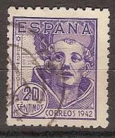 España U 0954 (o) San Juan De La Cruz - 1931-Today: 2nd Rep - ... Juan Carlos I