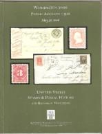 Washington 2006 Public Auction US Stamps # 306 - Catalogues For Auction Houses