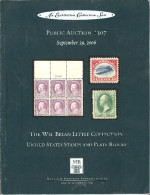 Brian Little US Stamps Auction Catalog # 307,VF - Catalogues For Auction Houses