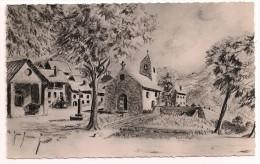 06 - SAUZE (A.M.) - Vue Générale Du Village - France