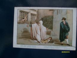 1916 Asilo Nazionale Pro Figli Carcerati  Quadro Rinelli 1818 Roma Edizione L.Salomone Roma - Guerra 1914-18