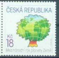 CZ 2008-545 DAY OF EARTH, CZECH REPUBLIK, 1v, MNH - Nuevos