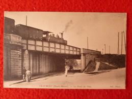CHAUMONT LE PONT DE TOLE Train - Chaumont