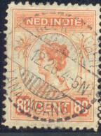 4Jj-809: N° 131: WELTEVREDEN - TANAHANBANG - Nederlands-Indië