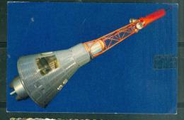 Capsule Mercury - Utilisé Par Glen Carpenter Dans Son Vol Orbital  - EAB108 - Aviation