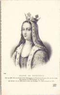 Jeanne De Bourgogne - Historia