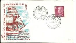 MAT 1973    EL FERROL - 1931-Hoy: 2ª República - ... Juan Carlos I