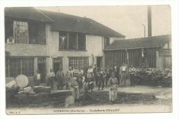 52 - CPA  - BOURDONS -Coutellerie  COLLIOT ( HAUTE MARNE ) - France